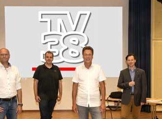 Der Vorstand von TV38