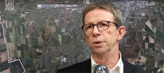 Wolfsburgs Oberbürgermeister Klaus Mohrs im Interview