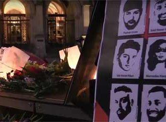 Gedenken an neun Todesopfer von Hanau