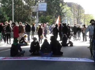 Demo gegen den AFD-Parteitag