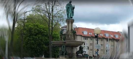 Der Hagenmarkt in Braunschweig soll umgestaltet werden