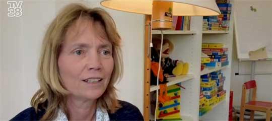 Claudia Brümmer vom Landkreis Goslar bietet Hilfe für Kinder, Jugendliche und Eltern an