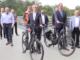 Brückeneinweihung Detmerode/Westhagen